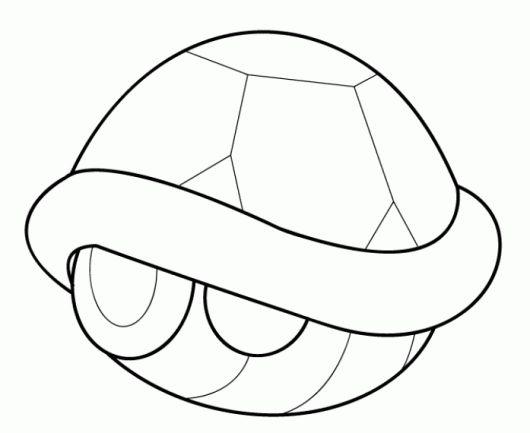 super mario schildkröte