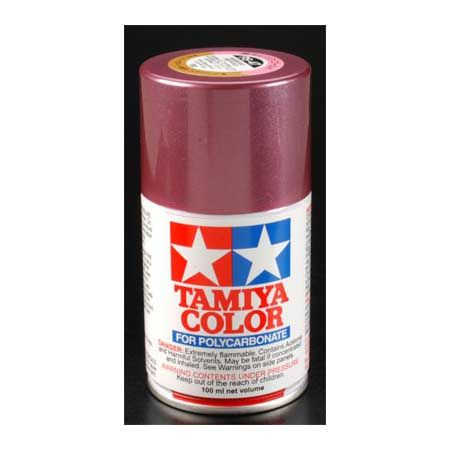 Tamiya 86047 Tamiya PS-47 Polycarb Spray Pink/Gold 3 oz