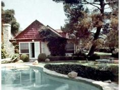 Sharon Tate House, 10050 Cielo Dr. house of murders.  Those maniacs forced Sharon to watch her friends die.