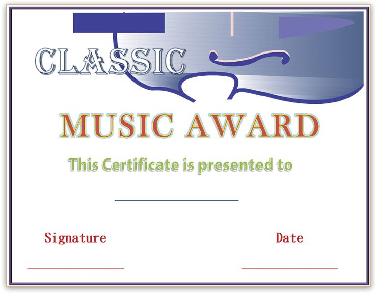 22 best images about Award Certificate Templates – Acknowledgement Certificate Templates