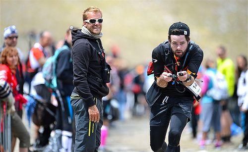 photo boillon christophe / photo sport panoramique / un autre regard sur le marathon du mont-blanc 2013