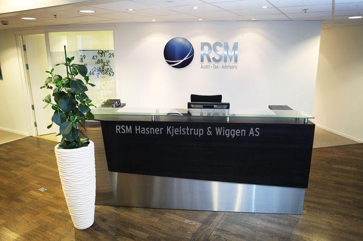 RSM Hasner Kjelstrup & Wiggen - Tropisk Design