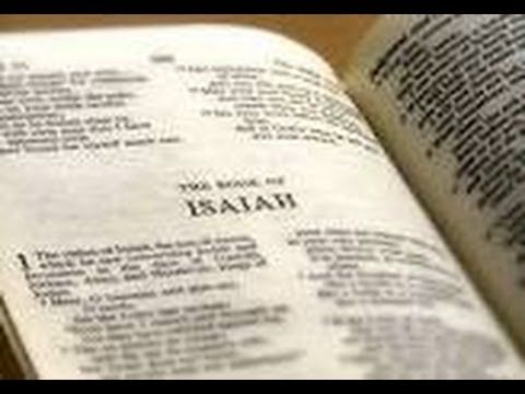 You'll learn more about today than you think from this video ~ #4 Book of Isaiah 8-10:4 by Chuck Missler