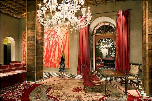 gramercyBoho Chic, Julian Beak, Boutiques Hotels, Gramercy Parks, Parks Hotels, Gramercy Hotels, Hotels Interiors, New York, Hotels Lobbies