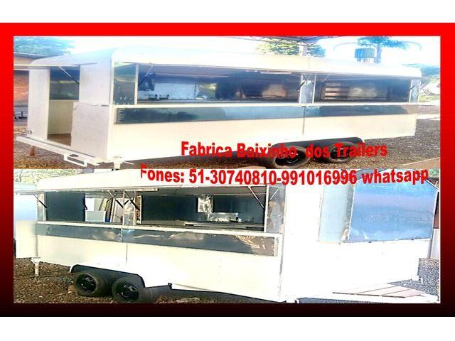 trailers a venda