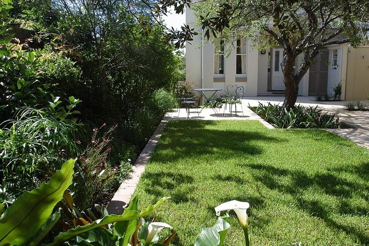 Formal garden: Woollahra | Secret Gardens of Sydney