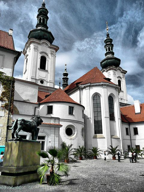 Prague Strahov Monastery