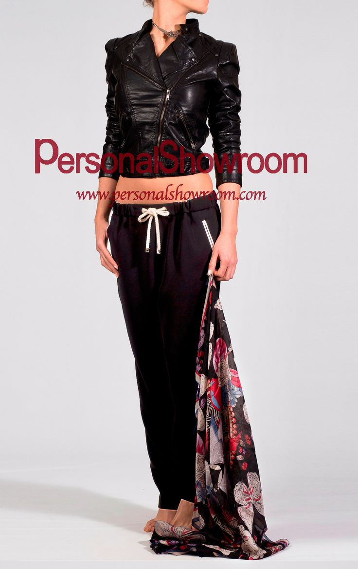 falda larga con estampados
