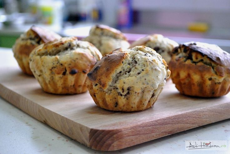 Just chocolate chip muffins
