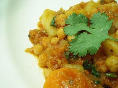 Tinned Tomatoes: Middle Eastern Stew