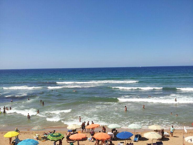 Spiaggia Pozzillo Castellabate agosto'14