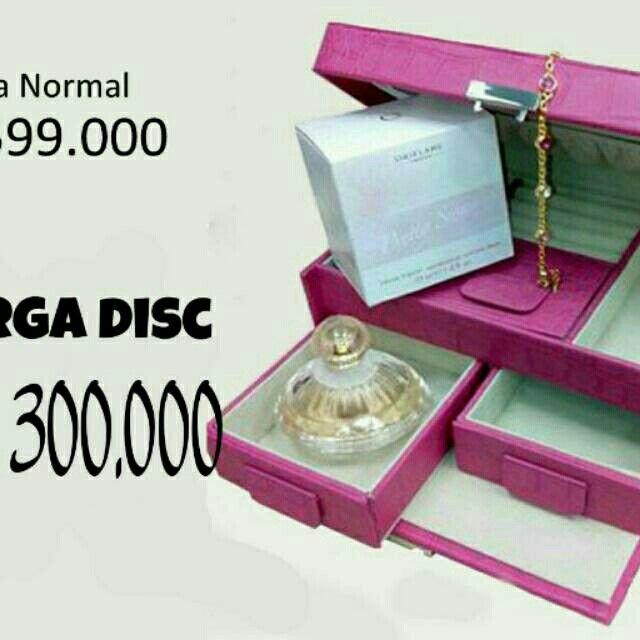 Temukan dan dapatkan MFree Ongkir Pulau Jawa Ballerina Jewellry Case - Kotak Perhiasan By Oriflame hanya Rp 285.000 di Shopee sekarang juga! #ShopeeID