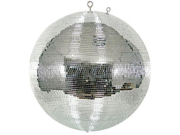 Kula lustrzana 50 cm HQ Power   Oświetlenie dyskotekowe \ Kule lustrzane i akcesoria \ Kule lustrzane   Sprzet-Dyskotekowy.pl - największy i najtańszy sklep internetowy z oświetleniem i nagłośnieniem w Polsce
