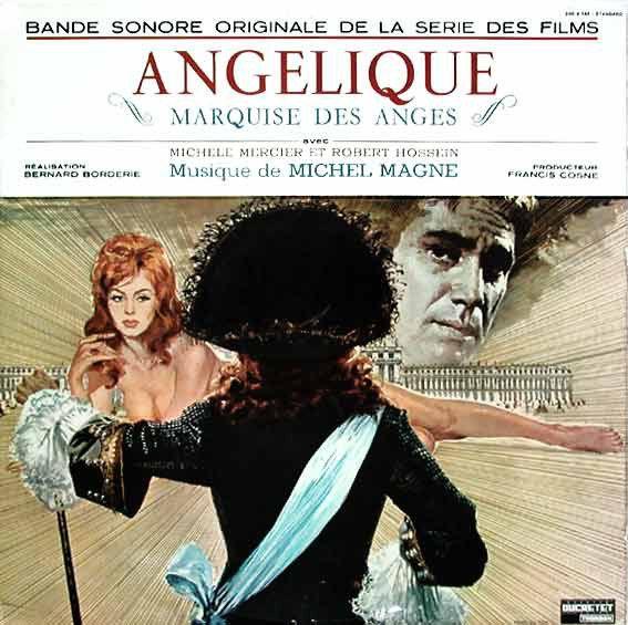 Michel Magne - Bande Sonore Originale De La Série Des Films Angélique Marquise Des Anges: buy LP, Comp, RE at Discogs