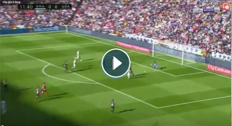 Video: Real Madrid CF vs Granada CF Highlights - La Liga January 7, 2017. You are watching football / soccer highlights of Spanish Liga BBVA match: Re...