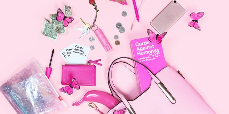 Cards Against Humanity unveils pricey 'for her' edition mocking 'pink tax' | The Drum