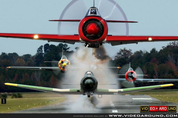 Aviation Photo Gallery | Flying low