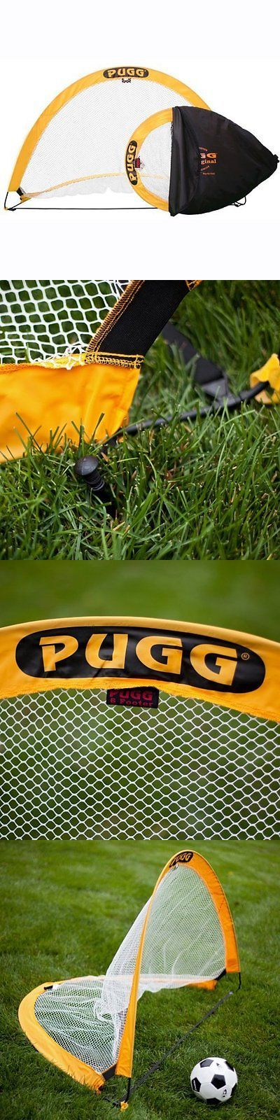 Goals and Nets 159180: 6 Ft. Pugg Soccer Goals BUY IT NOW ONLY: $49.93
