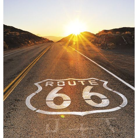 世界一愛されている道?ルート66!アメリカ 旅行・観光見所。