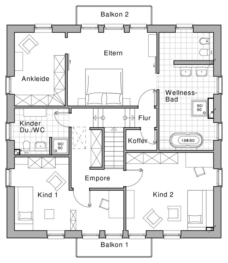 Best 25+ House floor plan design ideas on Pinterest Floor plan - badezimmer a plan