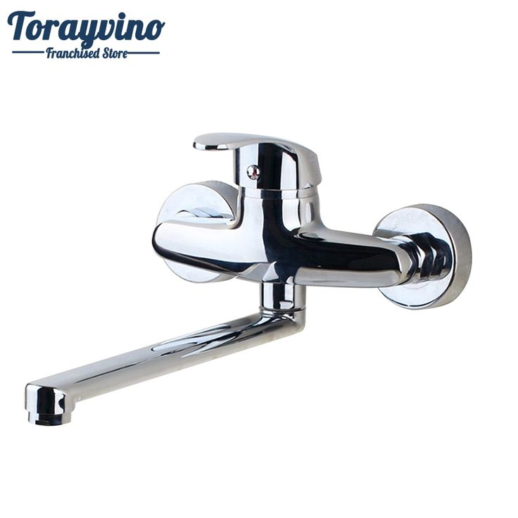 Torayvino Bathroom Faucets Chrome Finished 360 Swivel Single Handle Faucet Wash Basin Mixer Sink Tap Power Wall Mounted Faucet. Yesterday's price: US $56.74 (46.44 EUR). Today's price: US $31.21 (25.54 EUR). Discount: 45%.