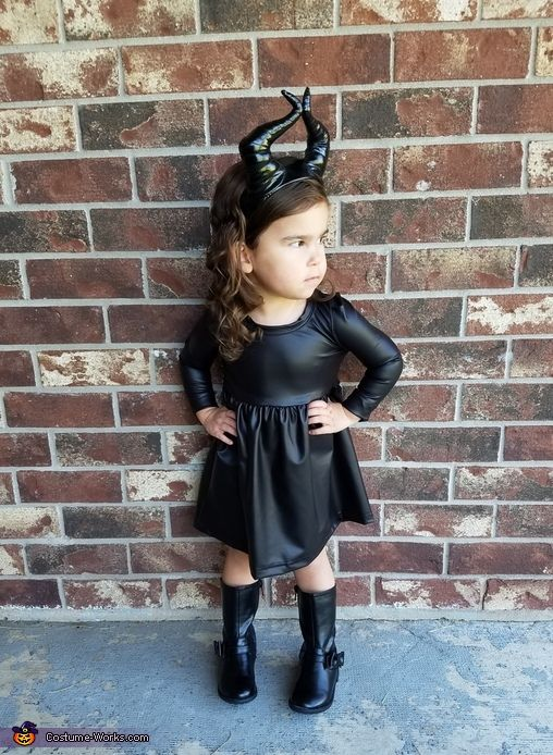 maleficent baby girl costume - Ideas For Girl Halloween Costumes