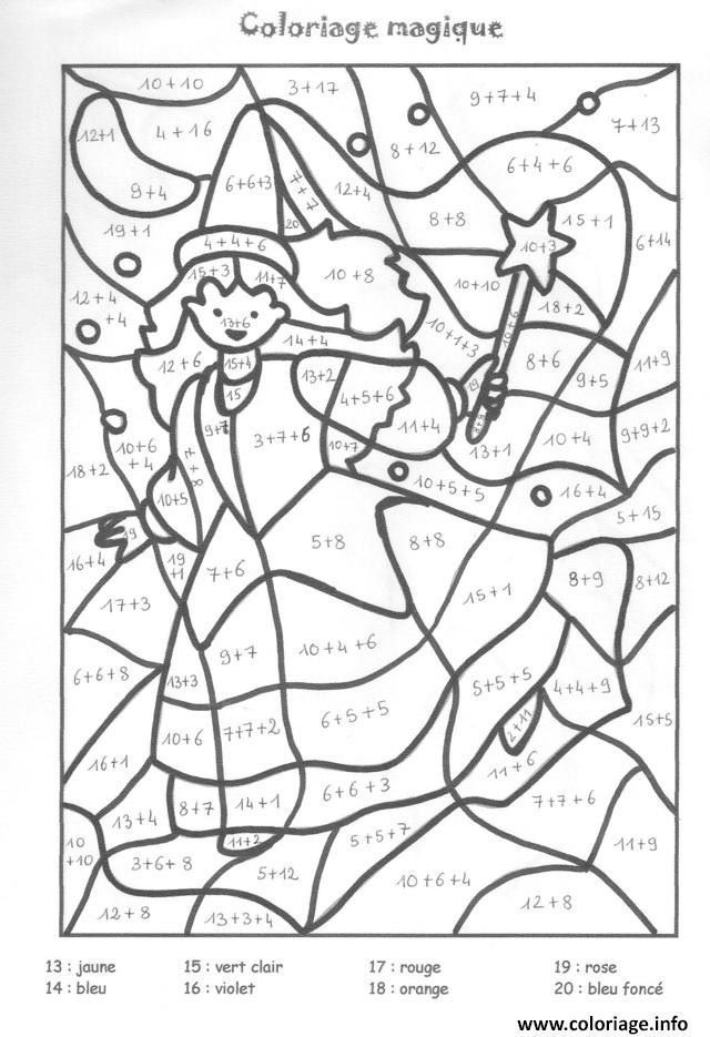 Coloriage Magique Ce1 Addition In 2020 Math Strategies Posters Free Hd Wallpapers Privacy Fence Designs