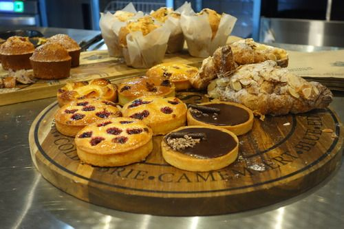 Selection of Pastries from Kingston and Co Chatswood