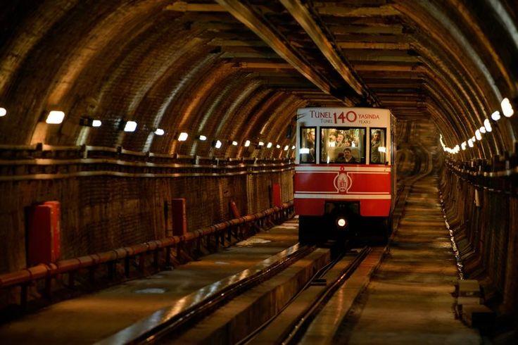 Atlı tramvaylardan bugünlere, İETT hakkında 10 ilginç bilgi: 2- Karaköy'den Taksim'e çıkışları kolaylaştıran Tünel, açıldıktan bir yıl sonra 64.800 seferle 37.066 kilometre kat ederek 5 milyon yolcu taşımış - Ontrava