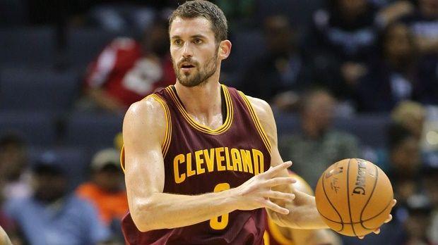 #NBA: En Cleveland no se plantean traspasar a Kevin Love
