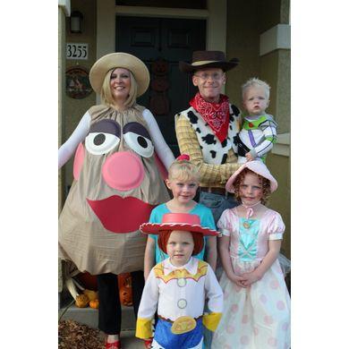 family halloween costumes toy story 3 my family is soooooo doing this