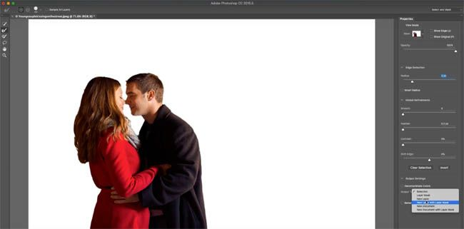 Learn how to make a photo realistic Bokeh lens effect with photoshop. Create depth of field with a blurred background which adds a romantic, high end look to your portrait photographs. This tutorial makes it easy!