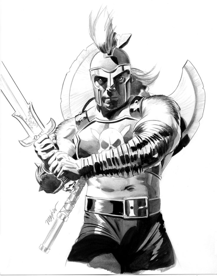 Ares - Mike Mayhew
