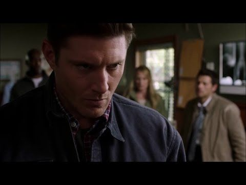 Supernatural 12x01 Keep Calm And Carry On - Sam, Dean, Castiel & Mary Scene - YouTube