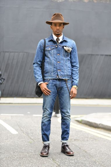 223 Best Men S Denim Inspiration Images On Pinterest Man