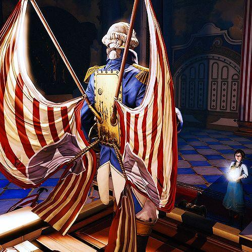 Bioshock Infinite Cosplay Patriot 15 best Bioshock cospl...