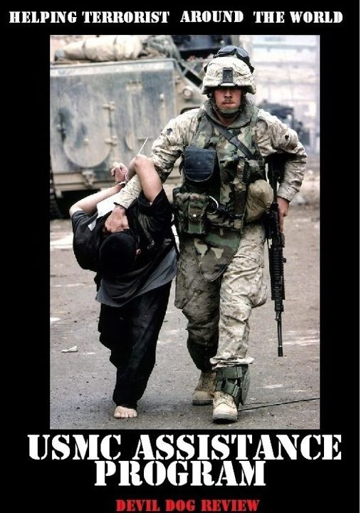 """This was posted as """"Helping Terrorism around the world"""" but in my opinion going over to Afghanistan is Terrorism and anyone in Afghanistan probably sees it like that as well."""