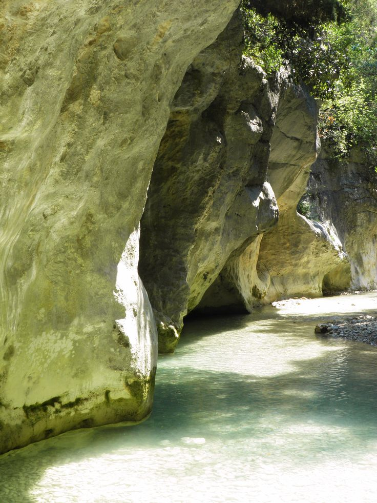 Gorges du Toulourenc, France