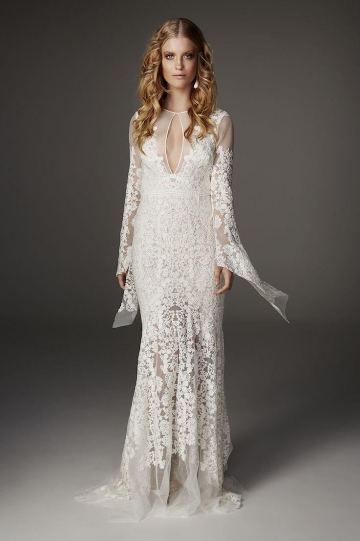 Payton Gown #ruedeseine #lovespell