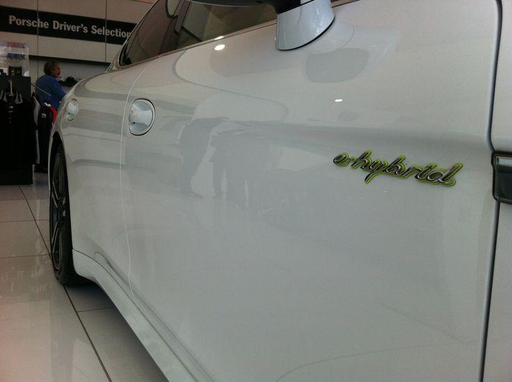Grandes sorpresas tenía preparadas Porsche para todos los asistentes a la GIA.
