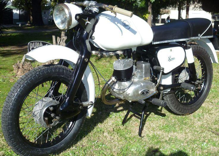 Puma Cuarta Serie año 1959. http://www.arcar.org/moto-puma-1959-58140