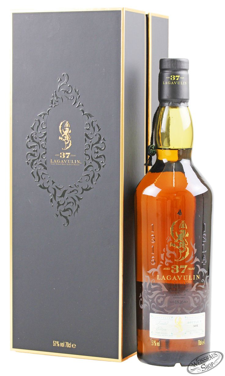 Lagavulin 37 YO Single Malt Whisky