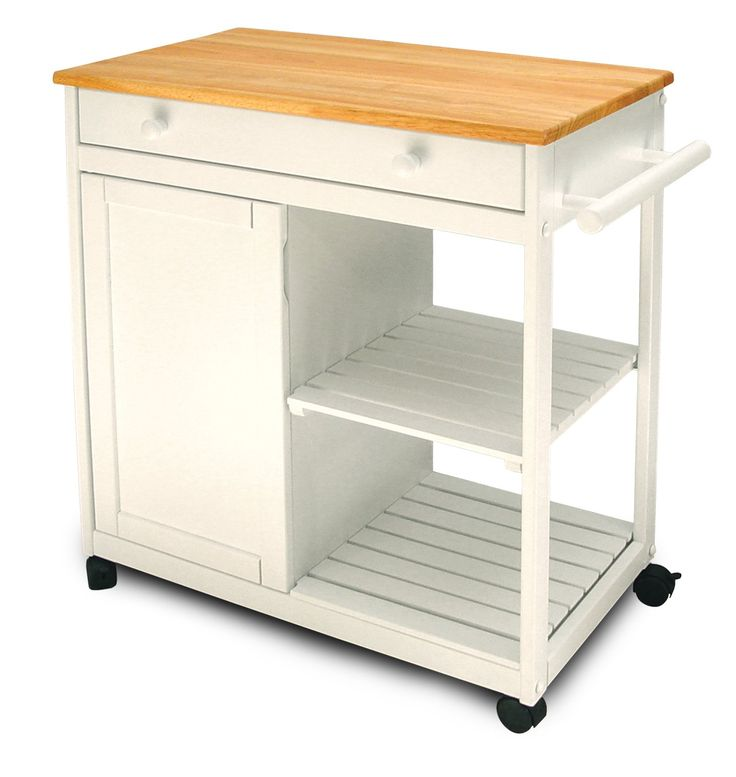 Inspirational Rolling Kitchen Cart with Drop Leaf