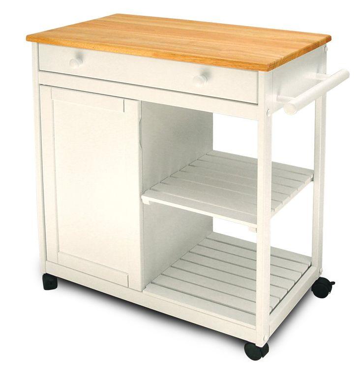 White Kitchen Island Cart 32 best kitchen carts images on pinterest | kitchen carts, kitchen