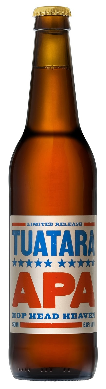 Tuatara APA - Another shining example of how the kiwis know exactly what to do with hops