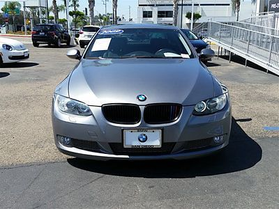 Car brand auctioned:BMW: 3-Series 335i 335 i 3 series bargain corner low miles 2 dr coupe 6 speed gasoline 3.0 l 6 cyl do