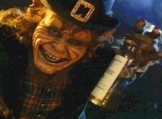 Warwick Davis Leprechaun Makeup