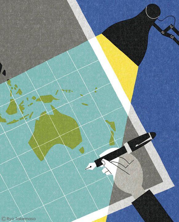 武政 諒 illustration | Works