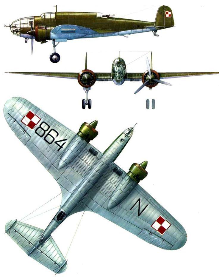 PZL P-37 Łoś
