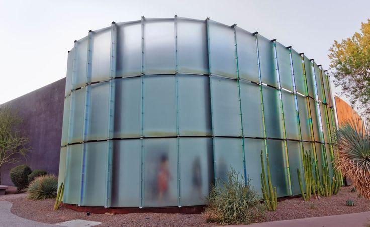 Scottsdale museum of contemporary art smoca scottsdale arizona photo for Exterior painting scottsdale az